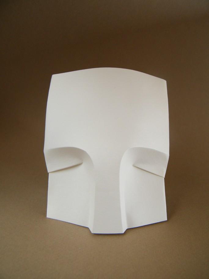 Roda Tags Face Mujer Origami Mask