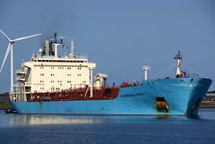 MAERSK BEAUFORT (Dutch shipspotter) Tags: tankers merchantships
