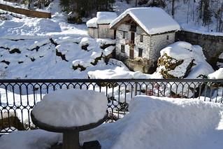 La magia della neve... (3 immagini)