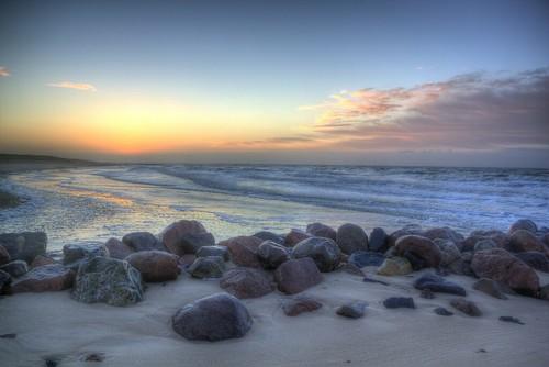 Hvidbjerg daybreak