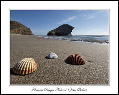 Playa de Monsul, San José, Parque Natural Cabo de Gata - Nijar, Almería, Spain (Jequiles) Tags: sanjose playa almeria cabodegata cala conchas peineta monsul playademonsul monsulbeach