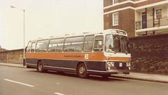 Shamrock&Rambler-3054-ORU382M-Victoria-1983b (Michael Wadman) Tags: victoria leylandleopard hantsdorset shamrockrambler oru382m