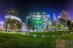 IMG_0818 (Edward Ha) Tags: canon hongkong nightscene   admiralty    centralgovernmentoffice tamarpark legislativecouncilcomplex