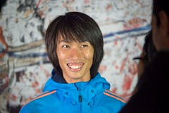 adidas at Melloblocco 2014 (18) Sachi Amma JAP