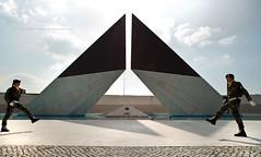 pulse (Jose Antonio Pascoalinho) Tags: light portugal monument moments mood lisbon military wide perspective places capture arquitecture zedith