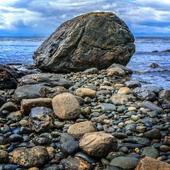 Big Rock (ScottyBgood) Tags: britishcolumbia vancouverisland frenchbeach 2014 scottyandronnyshow