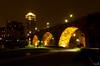 MN Downtown @Golden Hr (Man_K5) Tags: usa monument minnesota night photography downtown nightscape dusk july minneapolis nightscene goldenhour 2015 stonearchbridge famousplaces placestosee tamronspaf1750 pentaxk5