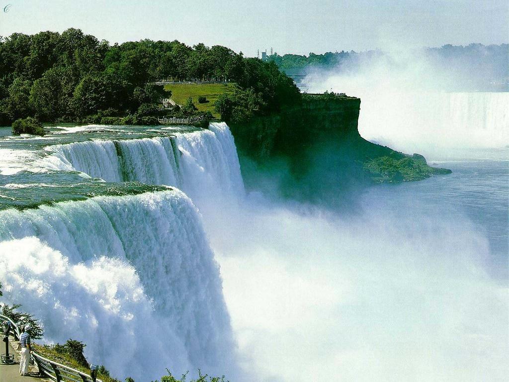 1Thác Niagara - kỳ quan thiên nhiên hùng vĩ