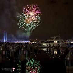 Docklands Winter Festival (jennyriordan545) Tags: winter festival fireworks docklands