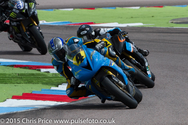 Motorpoint Brtish Supersport, Thruxton, 31 July 2015
