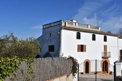 Molí dels Bessons, o Casa Milà, Molí de Basans (esta_ahi) Tags: torrellesdefoix molídelsbessons casamilà molídebasans ipa4836 penedès barcelona spain españa испания