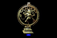 India - Tamil Nadu - Vellore - State Government Museum - Nataraja (asienman) Tags: india tamilnadu vellore stategovernmentmuseum nataraja asienmanphotography asienmanphotoart