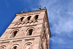 Torre Mudejar (pablocabezos) Tags: pablocabezos pavelcab 2017 cabezos illescas toledo castilla lamancha castillalamancha mudejar torre medievo
