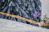 Porte (La Pom ) Tags: combloux flêche compétition descente géant moniteur ouvreur porte piste stade rodhos ski