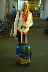 Ready for vacation (radargeek) Tags: suitcase vacation traveler airport carryon beach vps destinfortwaltonbeachairport