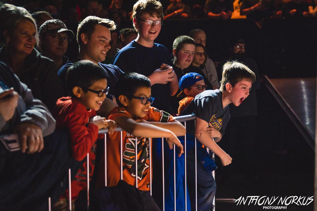 Extreme Midget Wrestling // 20 Monroe Live // 3.22.17 (Anthony Norkus