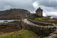 Eilean Donan Castle (svg74) Tags: castle eileandonan escocia scotland architecture arquitectura ancient medieval highland castillo history travel trip old landscape