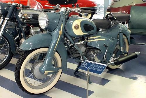 Victoria Swing KR21 197cc 1955