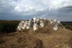 In Polish Jurassic Highlands (Arkadious) Tags: mountains rock landscape highlands rocks poland polska jura polen jurassic olsztyn czestochowa czstochowa