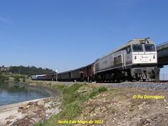 idn2035 (ribot85) Tags: railroad train tren trenes trains museo 333 railways 3000 neda ferrol renfe fresa 319 3334 3193 333407 319308