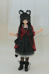 9th Lien 20130607 # 3 / 5 (loatras) Tags: cat neko lien azone pureneemo excute
