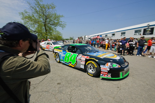 Photo op / NASCAR Canadian Tire Series, Mosport 2013