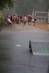 Summer time (Claude Schildknecht) Tags: beach rain pluie volley regen
