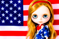 Three Cheers for the Red, White, and Blue... ;)