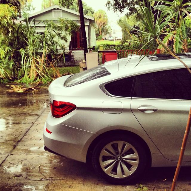 city car tampa wagon rainy german bmw gran ybor turismo hatchback 535 instagram uploaded:by=flickrmobile flickriosapp:filter=nofilter