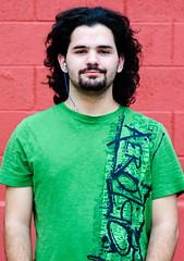 Gavin - Stranger #76 (204/365) (harpazo_hope) Tags: portrait 85mm stranger 100 d90 18g