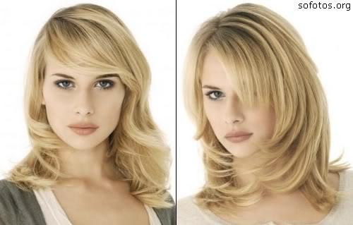 corte de cabelo chanel longo