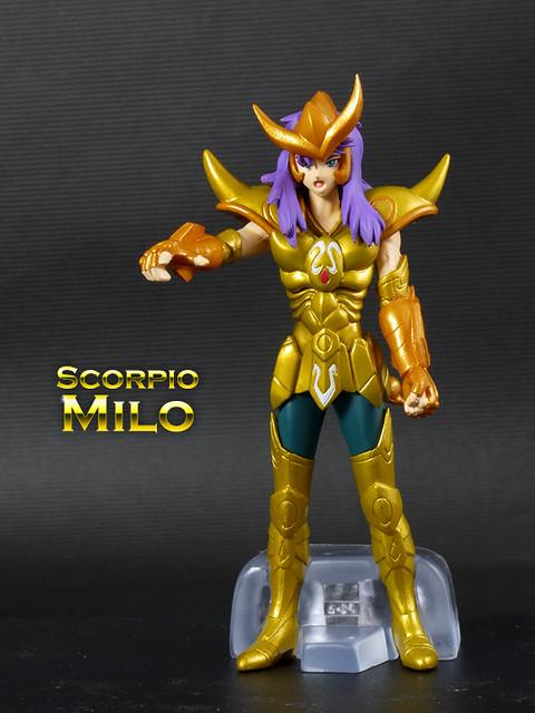 Scorpio- Milo