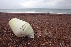 Satans bottom (nosnibor1977) Tags: sea cold beach sussex pier funny brighton grafiti winner