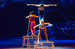 Duo Fusion and Duo Solys (Tex Texin) Tags: woman oakland couple brothers circus muscular pair handsome dancer arena gymnast bailey acrobat bodybuilder athlete performer bros giovanni ringling perez giovani twosome barnum shapely flexible ringlingbros supple weightlifter backbreaker aerialist powerlift greatestshow duofusion hectorgutierrez duosolys builttoamaze ihosvanys virginiatuells tatianacolaquy