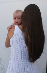 Long Haired Aunt (erikrasmussen) Tags: ian longhair belen