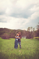 Outdoor hugs (Adriana Gomez (Adriana Varela)) Tags: boy boys smile outdoors happy hug brothers happiness siblings laugh