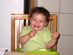 Eating a cookie (Dan_lazar) Tags: happy cookie netanya  noa