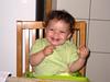 Eating a cookie (Dan_lazar) Tags: happy cookie netanya ישראל noa נועה נתניה אוכלת שמחה עוגיה