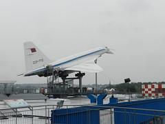 CCCP-77112 Tupolev Tu-144 (graham19492000) Tags: germany tupolev tu144 sinsheimmuseum tupolevtu144 cccp77112