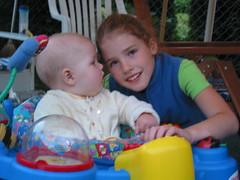 Stellla & Jessie (ironandivy) Tags: stella 2004 pointlookout jesie