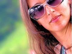 Ela (Ricardo Mercadante) Tags: brazil paran brasil canon mulher powershot moa hs culos sx50