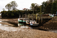 _BRK4046 World famous tide is low (kasio69) Tags: new city bridge streets st john town fishing nikon brunswick caves covered bayoffundy nikond7000 kasio69