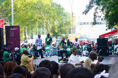 (James Idowu) Tags: nigerians nigerianparade jamesidowu nigerianindependenceparade2013 yinkaayefele