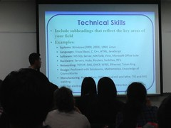 "Resume Workshop 10-14-13 (5) • <a style=""font-size:0.8em;"" href=""http://www.flickr.com/photos/88229021@N04/10337029493/"" target=""_blank"">View on Flickr</a>"