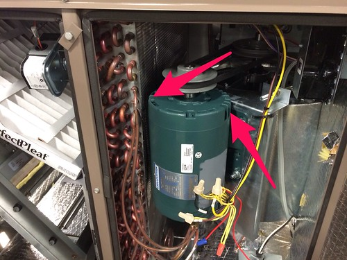 motor evaporator sfan highriskinstall