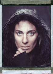 Lara (Braca Nadezdic) Tags: portrait color analog studio polaroid voigtlander 8x10 expired sinar 809 polaroid8x10 euryscop