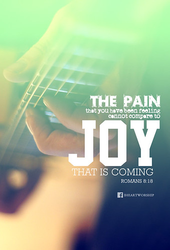 The Joy That is coming