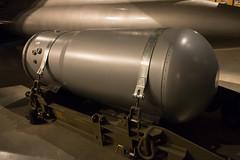 BA53 Thermonuclear Bomb (mark6mauno) Tags: museum nikon force air united national states nikkor bomb thermonuclear usaf d4 nationalmuseumoftheunitedstatesairforce nikond4 ev4 2470mmf28g ba53