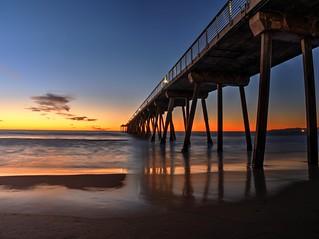 Hermosa Beach Pier, CA #flickr12days