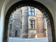 Archway, entrance to Rosenborg Slot, Copenhagen, Denmark (Paul McClure DC) Tags: castle architecture copenhagen denmark historic danmark renaissance kbenhavn sjlland march2013